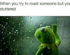 So make sure you are prepared before even thinking of roasting someone hehe | Follow us for more fun stuff @gwylio0148