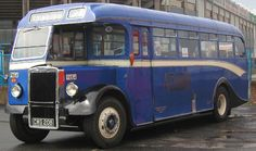 Leyland Tiger PS1 - CWG206. Bus and Coach Photos
