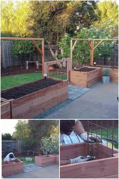 How to Build a Trellis: Inexpensive & Easy Designs How to Build a Trell. - How to Build a Trellis: Inexpensive & Easy Designs How to Build a Trellis: Inexpensive & Easy Designs ~ Homestead and Chill Building A Trellis, Building Raised Garden Beds, Raised Beds, Raised Flower Beds, Design Jardin, Vegetable Garden Design, Vegetable Gardening, Garden Design Plans, Organic Gardening