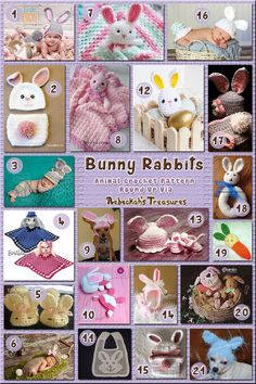"""Bunny Rabbits Part 5 -€"""" Babies & Pets 