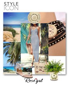 """""""Summer Day by Rosegal #75"""" by adelmar ❤ liked on Polyvore featuring Betsey Johnson and Style & Co."""