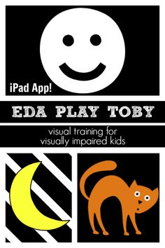 This app is great for kids with CVI and can help them learn how to use their vision... and it's FREE!