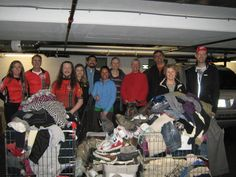 The Ride for Ryder Team volunteered to help sort Gift-in-Kind donations and do spring cleaning in our development & communications and CSS areas.    They made CHV shine and we thank them for their hard work and wish them good luck on their ride!