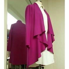 Al- marwah ceket sıklemen renk ile buluştu!