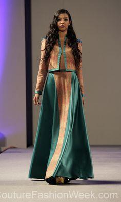 #fashionweek #moteuke #mote #kjole #couture #stil #AndresAquino #kvinne #designer #model #2013