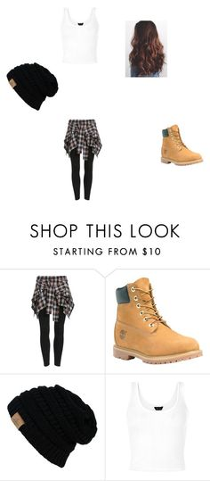 """outfit"" by heythereimpeacegirl23 ❤ liked on Polyvore featuring Timberland"