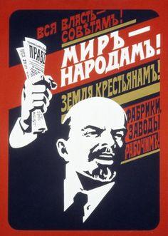 旧ソ連のプロパガンダポスターはどこかモダンだ【画像】