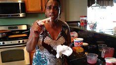 Auntie Fee's Strawberry Short cake part 1