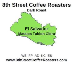 El Salvador Matalapa Tablon Cidra (Dark Roast)