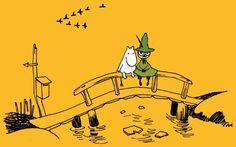 © Moomin Characters TM Tampere Art Museum Moominvalley Japan Design, Kawaii Illustration, Photo Illustration, Illustrations, Kid Character, Character Design, Tove Jansson, Moomin Valley, Project