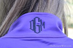 Monogramed Gifts