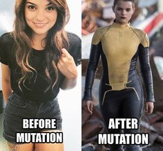 "It Didn't Help That She's Clearly Hit That ""Rebellious Teenager"" Phase<<<the hell is that supposed to mean? let her live Marvel Comics, Marvel Funny, Marvel Memes, Marvel Avengers, Xmen, Teenage Warhead, Rage, Comics Girls, Film Serie"