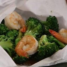 Utokia's Ginger Shrimp and Broccoli with Garlic - Allrecipes.com