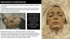 Jonathan Yeo, Gcse Art Sketchbook, Process Art, Art Portfolio, Visual Arts, Body Image, Uni, Journals, Artist