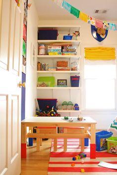 Growing Home: DIY: Play Teepee