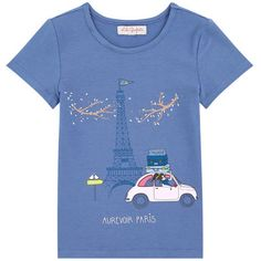 Lili Gaufrette - Printed T-shirt - 205519