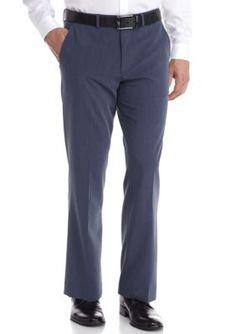 Nautica Blue Classic Fit Dress Pant