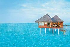 Taj Exotica Resort and Spa, Maldives.