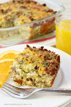 Sausage Egg & Waffle Breakfast Casserole | Community Post: 21 Mouthwatering Breakfast Casseroles That'll Change Your Life