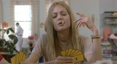 Girl Interrupted Lisa, Angelina Jolie Girl Interrupted, Film Aesthetic, Dream Team, Film Photography, Cinematography, Role Models, Movies And Tv Shows, Actors & Actresses