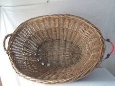 25 Best Wicker Baskets With Handles Images