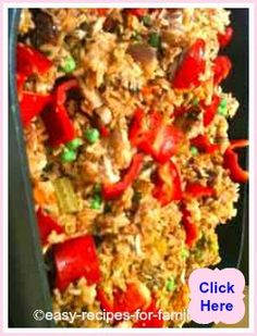 Yumm...healthy chicken recipes that are so easy to prepare too, on http://www.easy-recipes-for-families.com/healthy-chicken-recipes.html