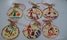 Χριστουγεννιάτικες κατασκευές από παιδιά (christmas decoration) - Popi-it