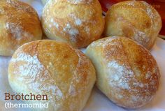 One-minute Thermomix bread recipe from SuperKitchenMachine