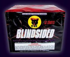 Black Cat Blindsided
