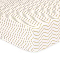 Gold Zig Zag Print Cotton Sateen Fitted Crib Sheet is available as part of the Gold and Pink Chevron and Dots Baby Crib Bedding by The Peanut Shell collection. Baby SuperMall can ship most baby bedding and crib bedding accessories to you in 1 - 2 days. Girl Nursery Bedding, Baby Nursery Bedding, Crib Bedding Sets, Crib Mattress, Crib Sheets, Nursery Patterns, Chevron Patterns, Chevrons