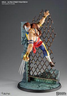 Pre-Order Tsume Art Street Fighter Vega Figure