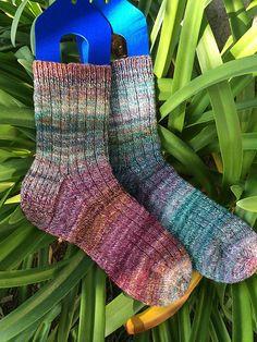 Ravelry: t28girl's First Handspun Socks