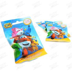 SOBRES 3D SUPER WINGS 24 UDS