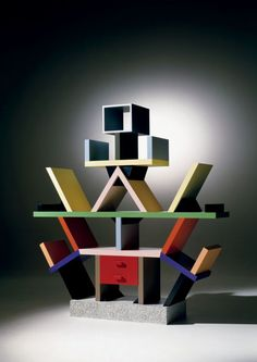 Ettore Sottsass, Carlton, 1981