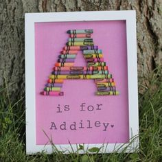 So cute!! Want to do this for my classroom and Henry's room!!! From Etsy