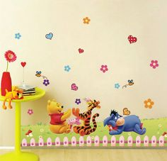 DIY Wall sticker, removable wallpaper for BABY room, bathroom WS-11