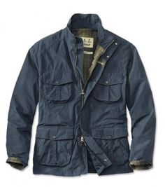 Barbour, Barbour Men's Waterproof Utility Jacket - Light Navy The waterproof Utility Jacket from Barbour boasts an outer made from polyamide and cotton. The jacket is strong and durable, and will dry quickly.The inn Modern Mens Fashion, Men's Fashion, Fashion Styles, Barbour Mens, Wax Jackets, Urban Outfits, Gentleman Style, Military Fashion, Utility Jacket