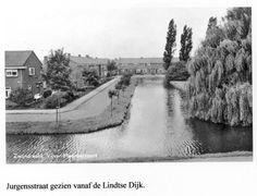 Jurgensstraat Zwijndrecht (jaartal: 1950 tot 1960) - Foto's SERC