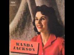 Wanda Jackson - I'd Rather Have You (1958). - YouTube