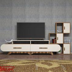 New Season Sale – Bonlavie Tv Cabinet Design, Tv Wall Design, Tv Unit Design, Tv Unit Furniture, Modern Wood Furniture, Furniture Design, Tv Unit Decor, Tv Wall Decor, Bedroom Cupboard Designs