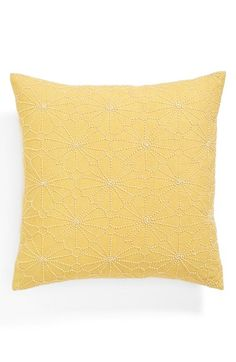 Nordstrom at Home Beaded Lantern Pillow available at #Nordstrom