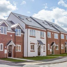 Nine Townhouses, HighBank, Warwick,