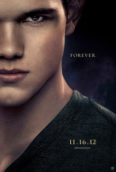 Allow Taylor Lautner To Terrify You In New Breaking Dawn Character Posters