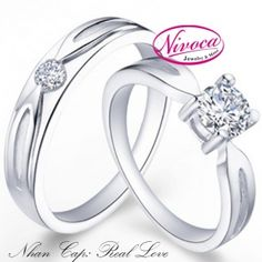 Nhẫn Cặp Real Love - Rings couple Real Love