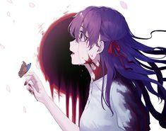 Image in anime girl👸🏻 collection by Kaysa Liv Fate Stay Night Sakura, Fate Stay Night Series, Anime Art Girl, Manga Girl, Anime Girls, Female Characters, Anime Characters, Fate Zero Kiritsugu, Rin Tohsaka