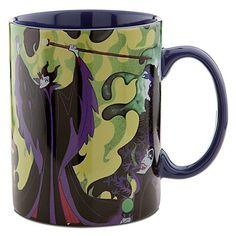 Disney Villains Maleficent Mug | New | Disney Store