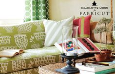 Charlotte Moss for Fabricut