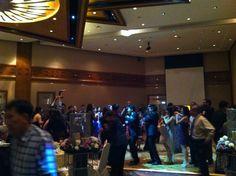 Dancefloor during Banquet