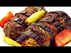 Fırında Patlıcan Kebabı Köftesi Tarifi -Ev Yemeği Tarifleri