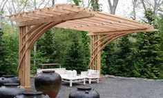 Backyard pool pergola outdoor kitchens 31 New Ideas While age-old with notion, the particular Pergola Carport, Deck With Pergola, Outdoor Pergola, Pergola Shade, Wood Pergola, Attached Pergola, Small Pergola, Cheap Pergola, Outdoor Camping